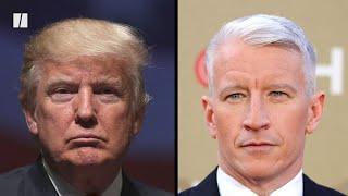 Anderson Cooper Drops Coronavirus Truth Bomb On Donald Trump