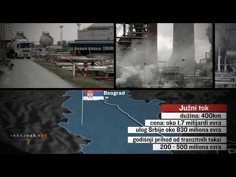 Rusko-srpski posao veka, koji je propao (drugi deo) Insajder bez ograničenja