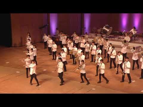 第40回 近畿高等学校総合文化祭 奈良大会 マーチング部門 三重県