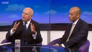 Iain Duncan Smith RAGES at suggestion that Tories will use Brexit to cut worker's rights