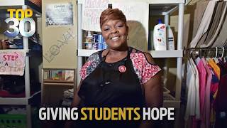 Students Are Gaining Hope Through 'Giving Closet'