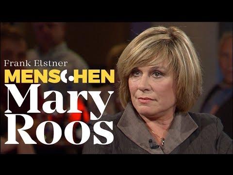 Sängerin  Mary Roos  Frank Elstner Menschen