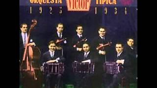 ORQUESTA TIPICA VICTOR  -  TEOFILO IBAÑEZ   -  DERECHO VIEJO