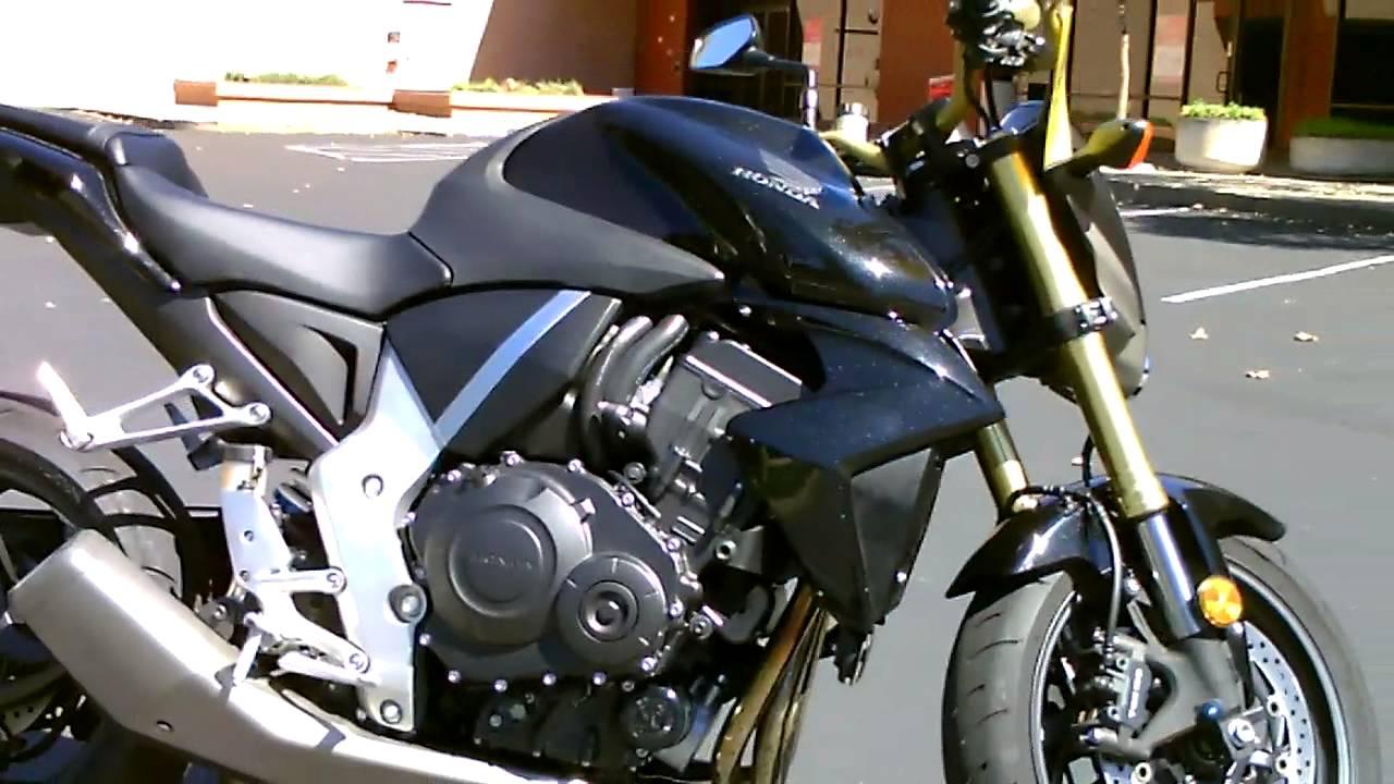 contra costa powersports-used 2011 honda cb1000r inline 4-cylinder