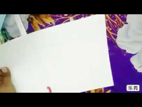 DiY Birthday card //how to make a birthday card  #cutecraftidea