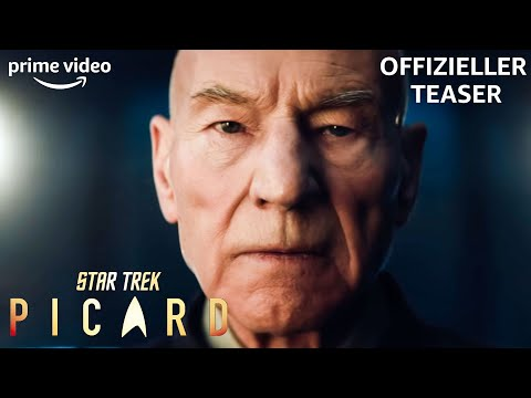 Star Trek Picard | Offizieller Teaser | PRIME Video