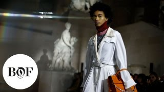 Louis Vuitton Autumn/Winter 2017 | Paris | The Business of Fashion
