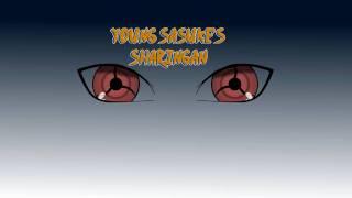 [Naruto]Sharingan Transformation(Other Like Byakugan,Naruto Sage Mode) by PinoyWorld7up