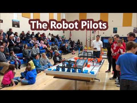 2017 Buckeye Middle School VEX IQ Robotics  Video