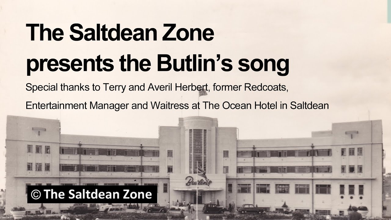 Sing Along Song 50 Years On Welcome To Butlin S Ocean Hotel In Saltdean Brighton