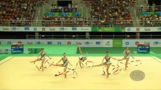 Uzbekistan (UZB) - 2016 Olympic Test Event, Rio (BRA) 5RI Qualifications