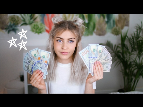 HOW I MAKE MONEY AS A 13 YEAR OLD! | Marla Catherine