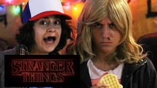 Stranger Things DIY Costume Tutorial | Eleven & Dustin