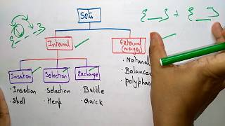 sorting concepts in data structure | by bhanu priya