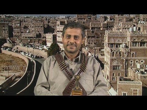 ???? ما سر حزام الرصاص الذي يرتديه محمد البخيتي عضو المكتب السياسي لجماعة الحوثي؟  - نشر قبل 2 ساعة