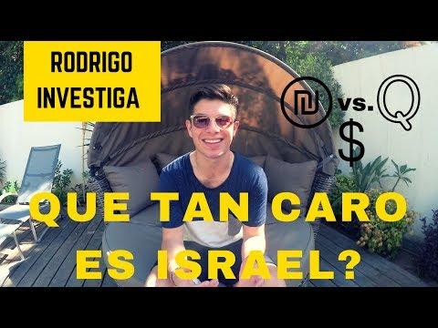 ¿QUE TAN CARO ES ISRAEL? - RODRIGO INVESTIGA