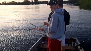 Catfish Fishing: Grand River, Michigan