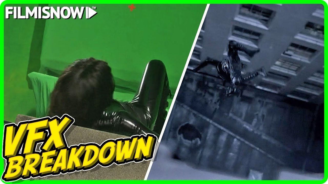UNDERWORLD AWAKENING | VFX Breakdown by Spin VFX (2012)