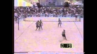 The best of USA beach volleyball classics II.