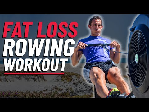 SIMPLE Fat Loss Rowing Workout!