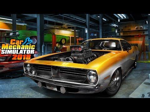 Dobre Brothers Cars Wallpaper Car Mechanic Simulator 2018 Apresentando O Jogo Pt Br