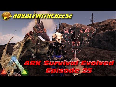 ARK Survival Evolved E25 Deep Sea Loot Crates Hack And Allosaurus Taming  And Breeding!