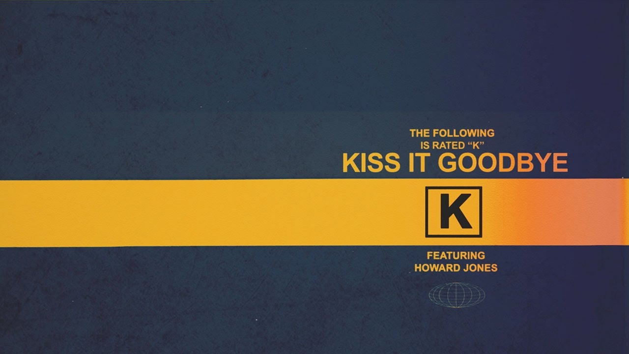 VIDEO OF THE WEEK: CROBOT FT HOWARD JONES 'KISS IT GOODBYE'