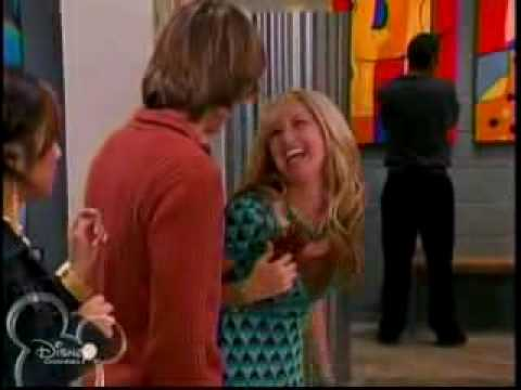 Ashley Tisdale,Zac Efron and Brenda Song