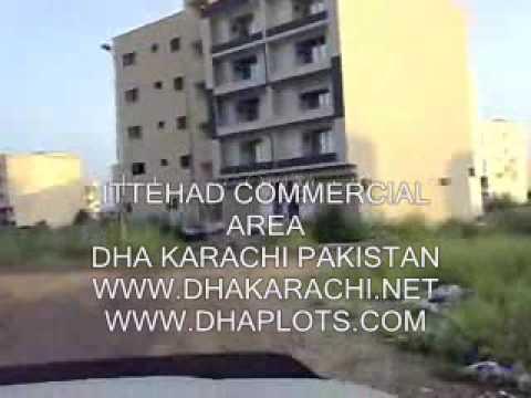 DHA Karachi ITTEHAD COMMERCIAL PHASE 6 DEFENCE KARACHI PAKISTAN PROPERTY REALESTATE
