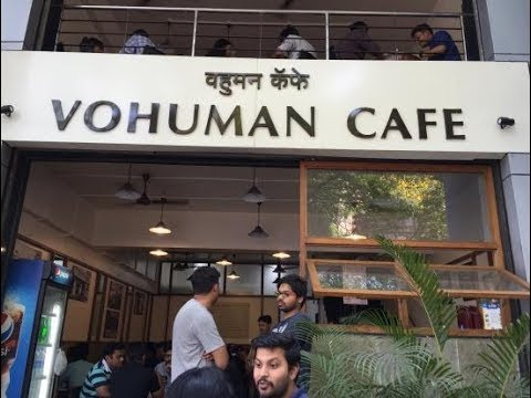 vohuman cafe | Best Breakfast Joint | Pune | Food vlog
