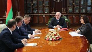 Кадровые решения Лукашенко: кто получил новые должности?