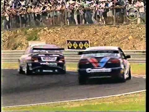 V8 Supercars 1999 Hidden Valley - Race 2