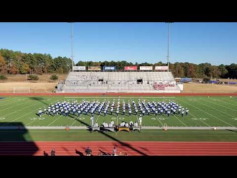 Lindale High School Marching Band 2020 - UIL State Military Marching Band Championship