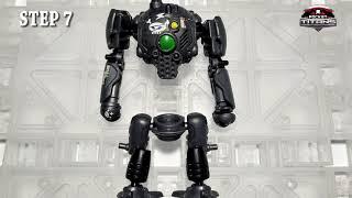 Quick video instruction (Re) Skull Shock, Bushwack, Sentinel, Void, Dertwatch!