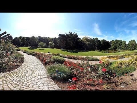 Bremer Rhododendronpark - 360°-Film