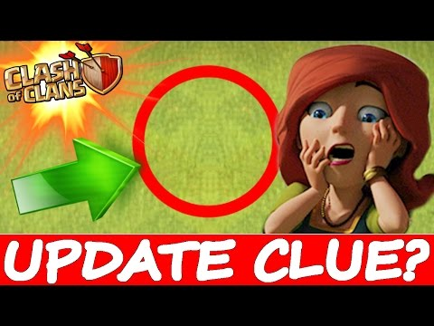 Clash Of Clans | NEW HIDDEN EASTER EGG UPDATE CLUE!?! | POSSIBLE NEW TROOP / NEW DEFENSE?