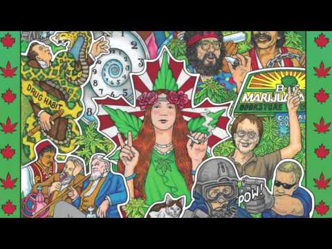 """Cannabis in Canada: The Illustrated History"" by Dana Larsen"
