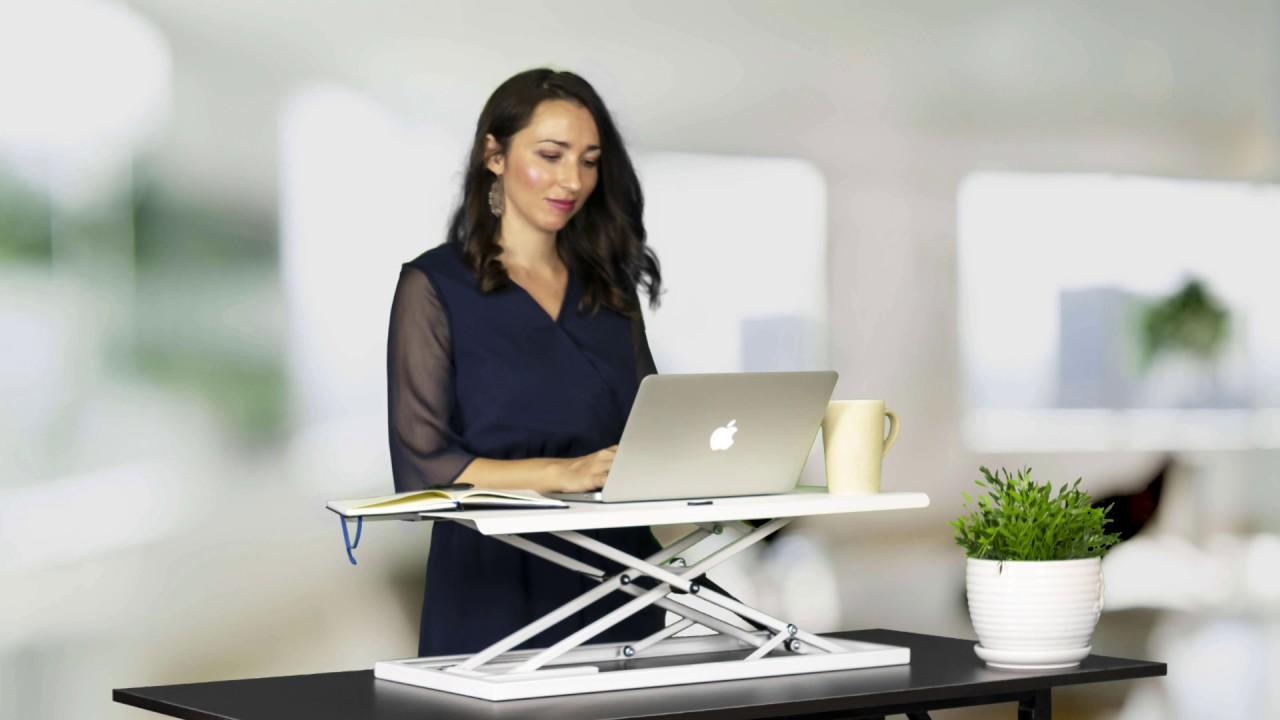 523eb9bcf0e6 Best Laptop Standing Desk Design of 2018 - 0.9