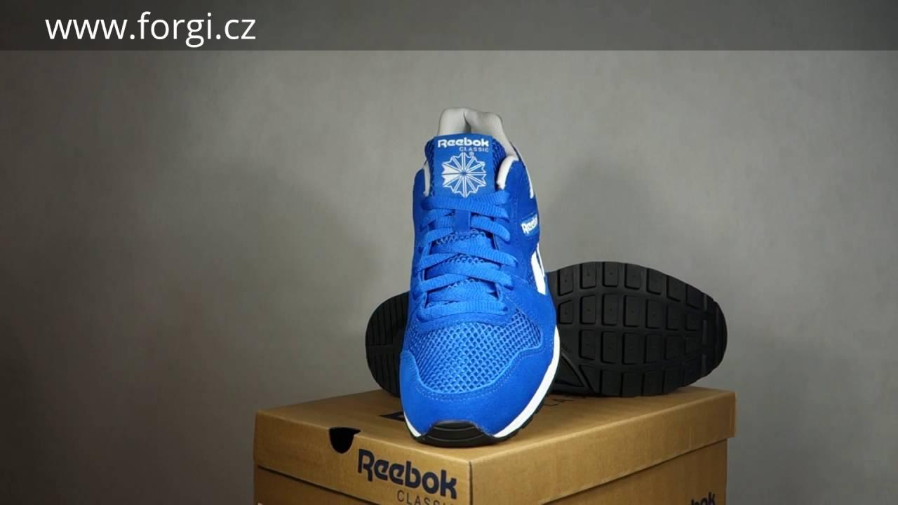 official supplier best price thoughts on Pánské stylové boty Reebok GL 3000 MESH V67654