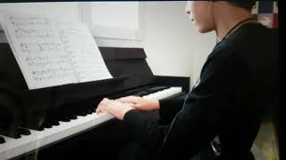 A PRISM LANTERN IN THE SUN PIANO course book 6 (Antoine) 11 years old Mp3