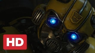 Bumblebee - Official Teaser Trailer (2018), John Cena, Hailee Steinfeld