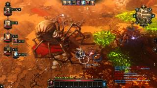 Divinity: Original Sin - Spider Queen Combat Gameplay