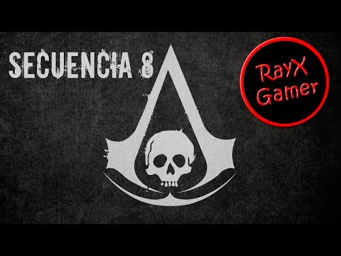 Assassin's Creed IV Black Flag - Español | Secuencia 8 | Barbanegra y Charles Vane