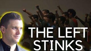Richard Spencer Feeds On The Left At The University of Florida #SpencerAtUF