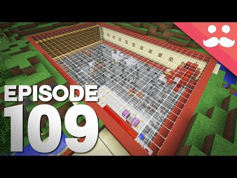 Hermitcraft 4: Episode 109 - Industrial Expansion!