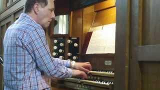 Choral No.25 - Op.135a - Max Reger