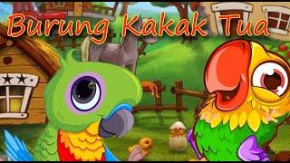 burung kakak tua - lagu anak Indonesia terpopuler