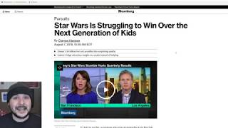 Star Wars Got Woke, Went Broke And Disney Is PANICKING
