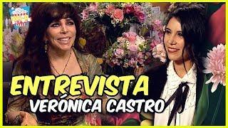 Verónica Castro - La Casa de las Flores sería IMPOSIBLE hace 20 años