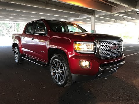 2017 GMC Canyon Denali – Redline: Review